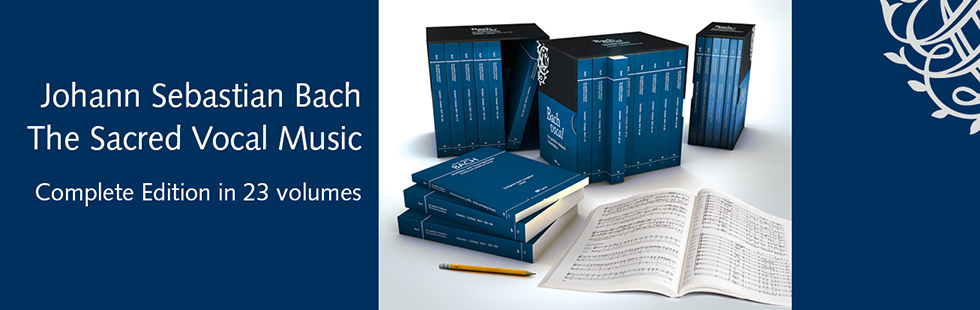 Complete Edition of the Sacred Vocal Works