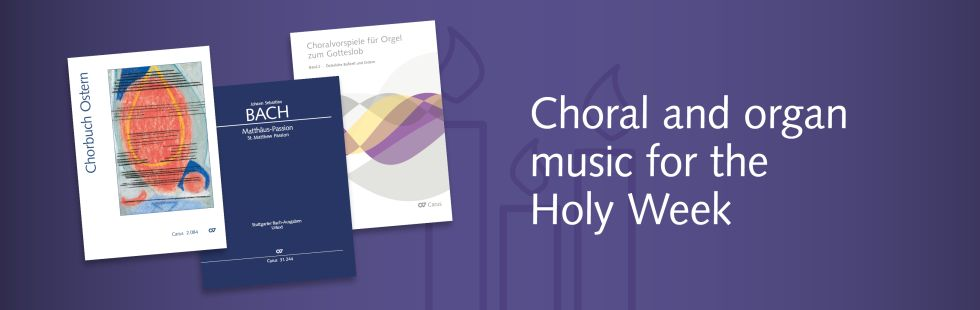 Music for the holy week