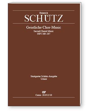 Heinrich Schütz. Édition intégrale