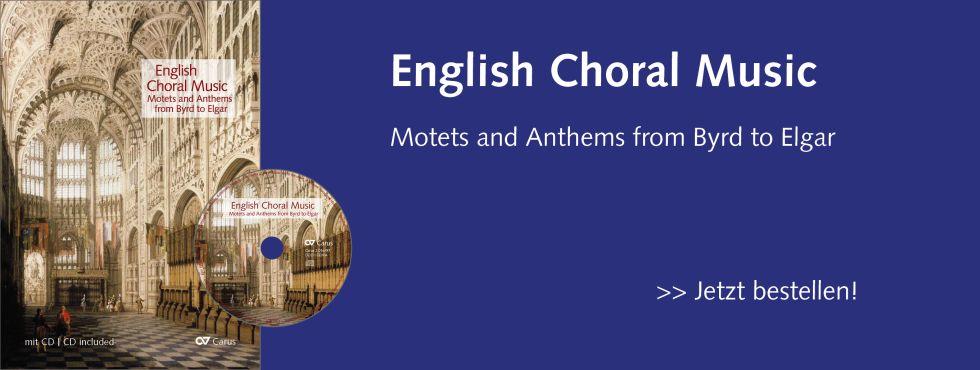 Chorbuch England