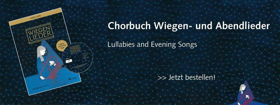 Chorbuch Wiegenlieder