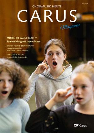 CARUS Magazin