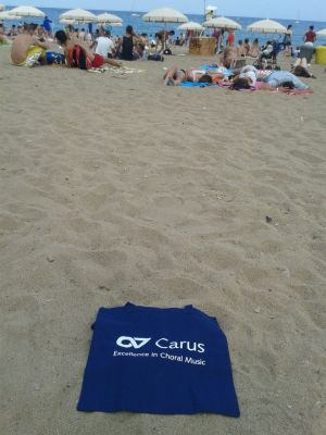 Carus on tour