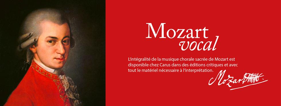 Mozart vocal