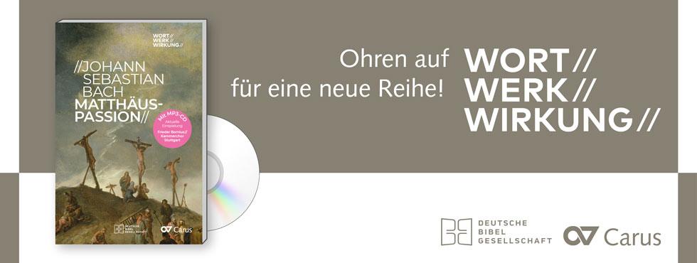 Wort // Werk // Wirkung